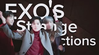 EXO's strange addictions - Suho's addiction to becoming a Red Velvet member
