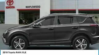 2018 Toyota RAV4 XLE Maplewood, St Paul, Minneapolis, Brooklyn Park, MN J12159