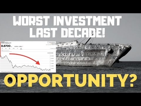 Shipping Stocks Sector Analysis - A Sector Most Hate Due to 10 Years of Losses