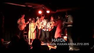 Hayde - Will the Circle be Unbroken