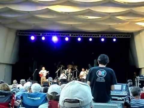 Albuquerque zoo music. James Cotton Superharp Band.
