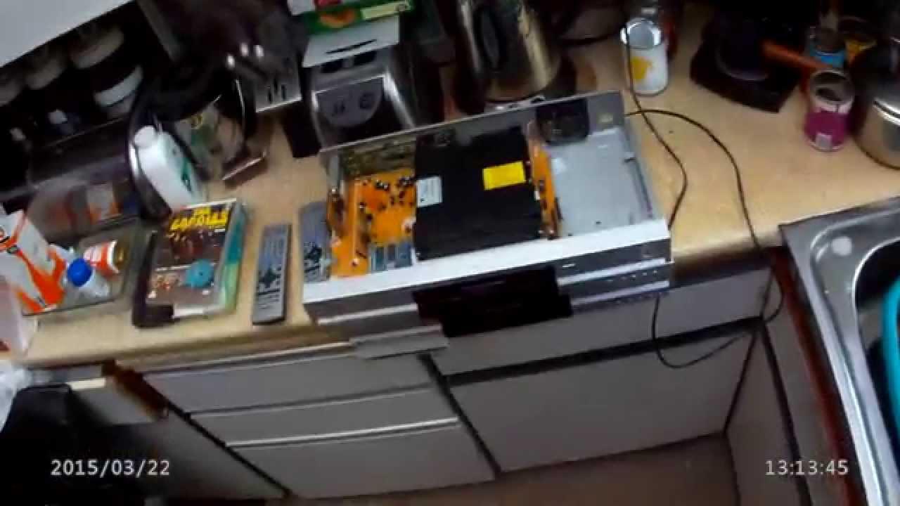 panasonic dmr e55 dvd recorder fix part 1 youtube rh youtube com Panasonic DVD Recorder with Tuner Panasonic DMR DVD Recorder Remote