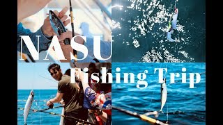 NASU | 波士顿大西洋深海钓鱼之旅,无饵海钓初体验!(Boston Bottom Fishing)