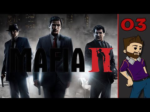 Let's Play: Mafia 2 - Part 3 - Home Sweet Home [2/2] - (PC Gameplay/Walkthrough)