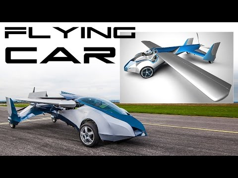 AeroMobil 3.0 Flying Car - Behold The Future