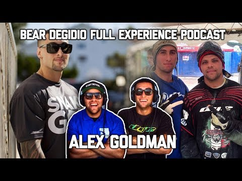 WHO IS THE BEST PAINTBALL PLAYER? FULL EXPERIENCE PODCAST WITH ALEX GOLDMAN