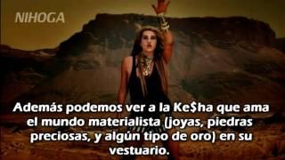 KESHA Mensajes Subliminales - Satanica - Simbolismo Oculto - Analisis illuminati