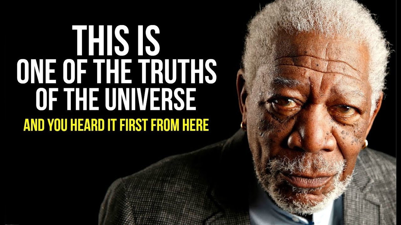 Download YOU ARE THE CREATOR   Warning: This might shake up your belief system! Morgan Freeman and Wayne Dyer