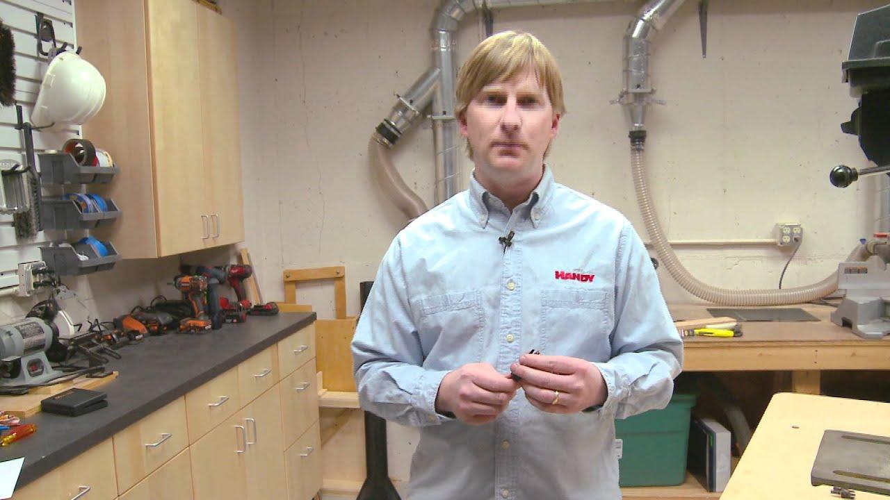 How To Make Wood Plugs Youtube