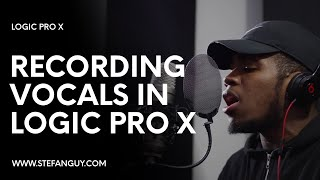Download Recording Vocals In Logic Pro X MP3 song and Music Video