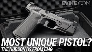 The Most Unique Pistol - EMG Hudson H9 GBB Pistol Teaser