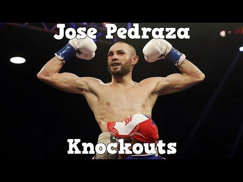 "Jose ""Sniper"" Pedraza - Highlights / Knockouts"