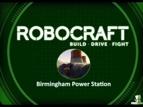 Robocraft Soundtrack - Birmingham Power Station
