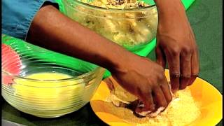 Jerked Chicken & Breadfruit Croquettes With Christopher Martin - Grace Foods Creative Cooking