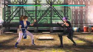 DEAD OR ALIVE 5 Last Round PC 60FPS Gameplay | 1080p