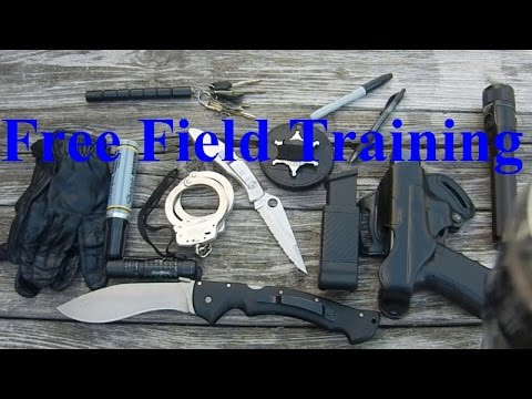 Videos, Pics, Podcast — Free Field Training