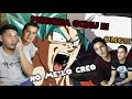GOKU VS JIREN DRAGON BALL SUPER CAPITULO 109 | VIDEO REACCION PARTE 1