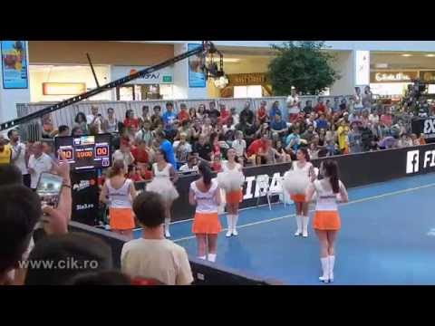 Romania - Slovakia: 17-12 ~ 2016 FIBA 3x3 European Championships - Bucharest - Romania