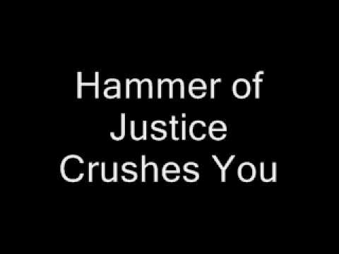 ...And Justice For All lyrics