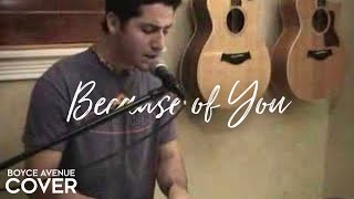 Neyo - Because of You (Boyce Avenue cover) on Spotify & Apple thumbnail