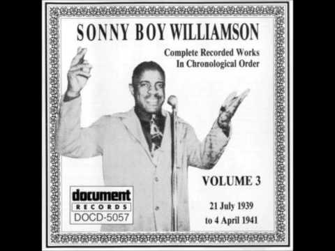 Sonny Boy Williamson, Joe Louis and John Henry blues mp3