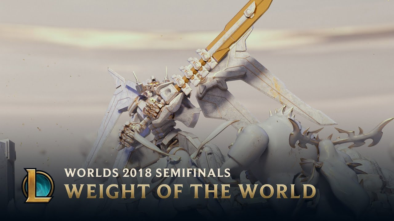 Weight of the World | Worlds 2018 Semifinals | Invictus Gaming vs G2 Esports thumbnail