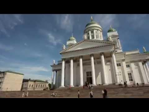 Helsinki Summer 2015 Hyperlapse (4K)