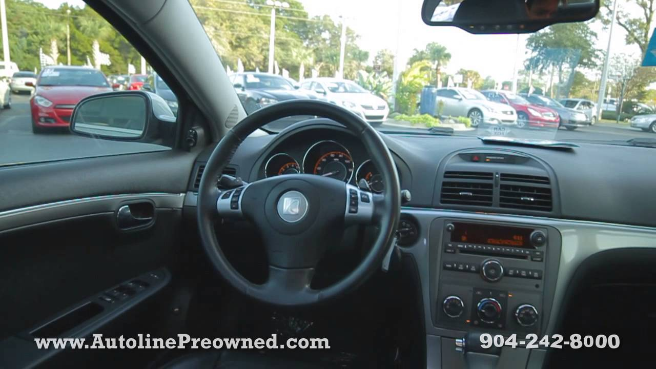Autoline Preowned 2009 Saturn Aura Xr For Used Walk Around Review Test Drive Jacksonville