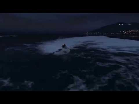 GTA V Pacific ocean Hydrocycle