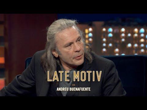 """LATE MOTIV - Bruce Dickinson """"No somos civilizados""""   LateMotiv509"""