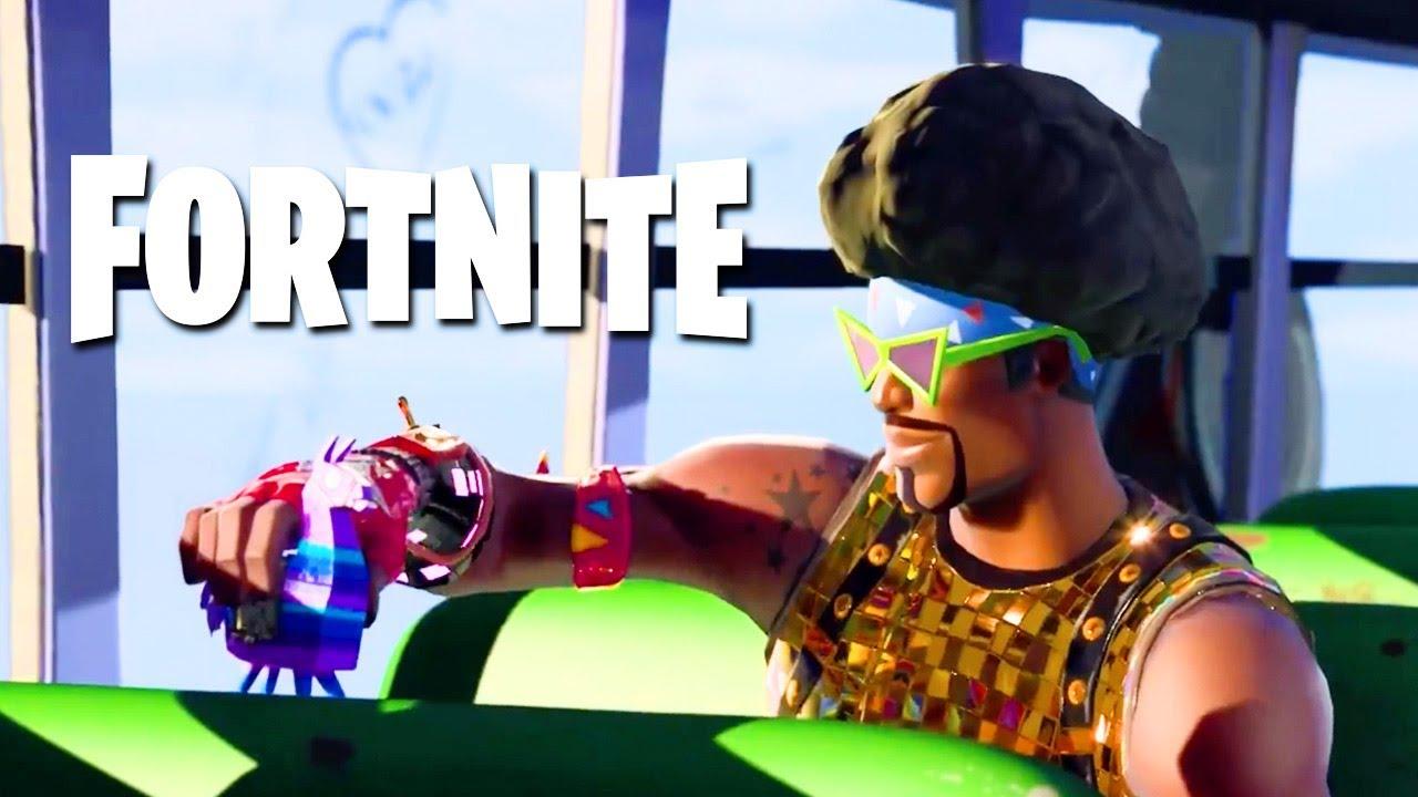 Fortnite On Nintendo Switch Trailer | E3 2018 - YouTube