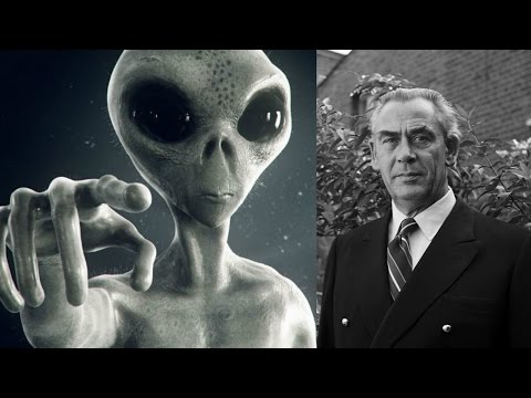 Dr. George King Contacted by an Extraterrestrial Intelligence from Mars Known to him as Aetherius