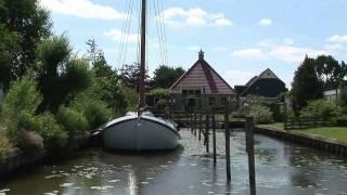 Kleiroute, een prachtige boottocht in Noord Friesland  (mudroute)