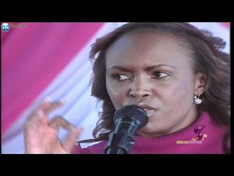 'Ladies Quit Average Attitude,' says Carol Mutoko
