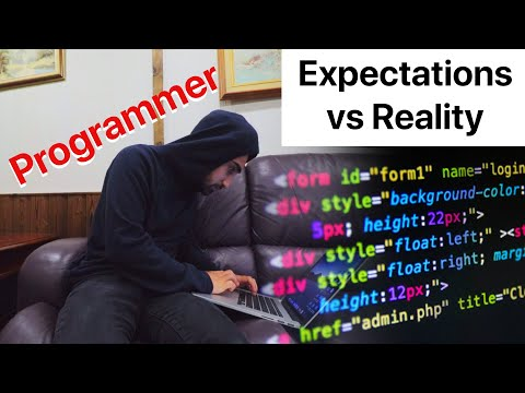 Programming Expectations vs Reality