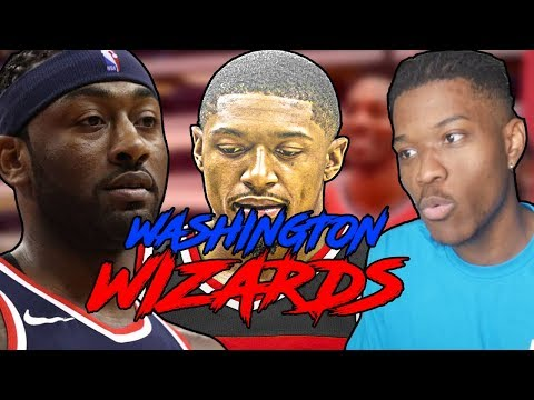 REBUILDING THE WASHINGTON WIZARDS IN NBA 2K19