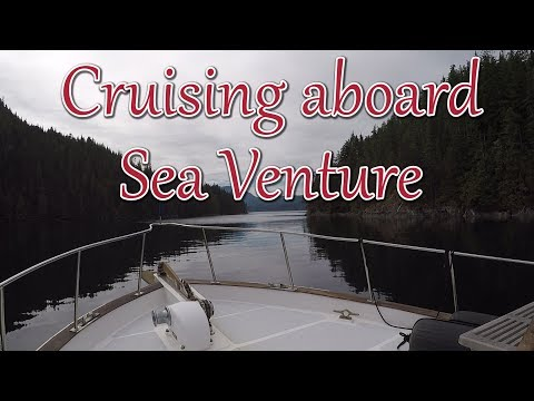 Port Hardy to Everett - Cruising Sea Venture - EP. 12