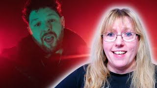 Vocal Coach Reacts to James Newman 'Embers' Eurovision 2021 United Kingdom