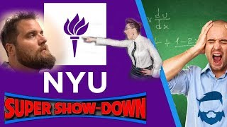 NYU Professor SLANDERS Me & Scolds Student About My Content
