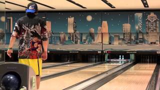2014 Japan Trip - Bowling at The Prince Park Tower in Tokyo (Part 3)