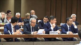 78th session of Housing and Land Management (Ministerial Meeting) UNECE, Geneva, 9 Nov 2017