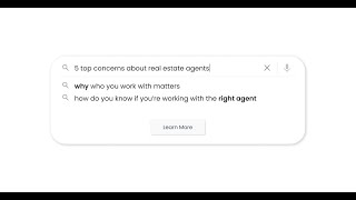 Top 5 Concerns you Might Have About Real Estate Agents