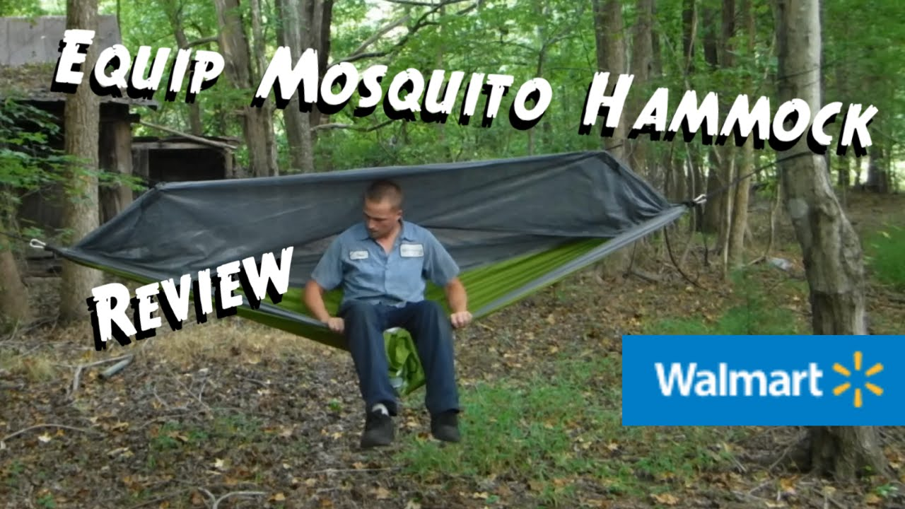 Medium image of walmart equip mosquito hammock review