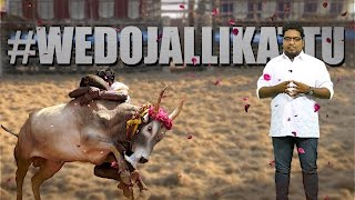 #WeDoJallikattu Lets Get into Action | Smile Settai