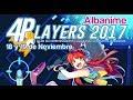 SGLK Albanime 4 Players '17 [PRODUCE 101 Nayana, WANNA ONE Energetic & Burn it up]