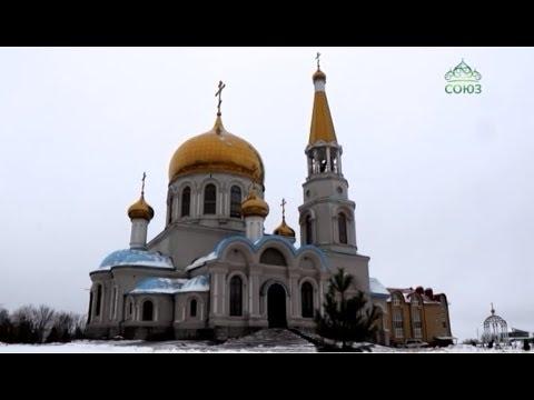 В городе Волжском состоялось Великое освящение соборного храма святого Иоанна Богослова