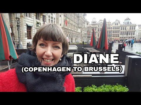 My little adventure...from Copenhagen to Brussels (part one)