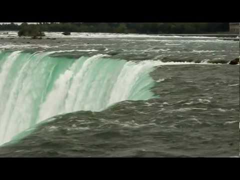 Thiên nhiên hùng vĩ, thác Móng Ngựa-Horseshoe Fall, Niagara Falls