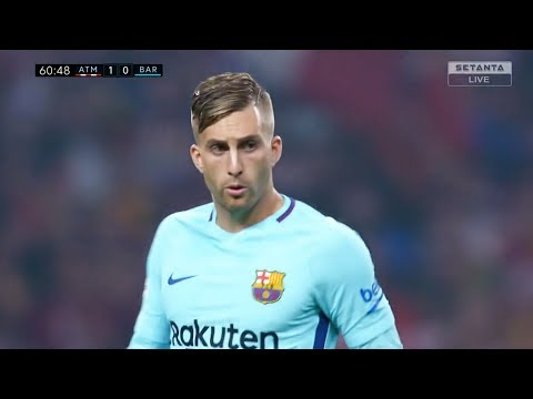 Gerard Deulofeu vs Atletico Madrid - great performance | HD