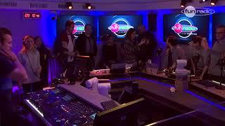 FEDER -  mixe sur Fun Radio dans bruno a la radio !